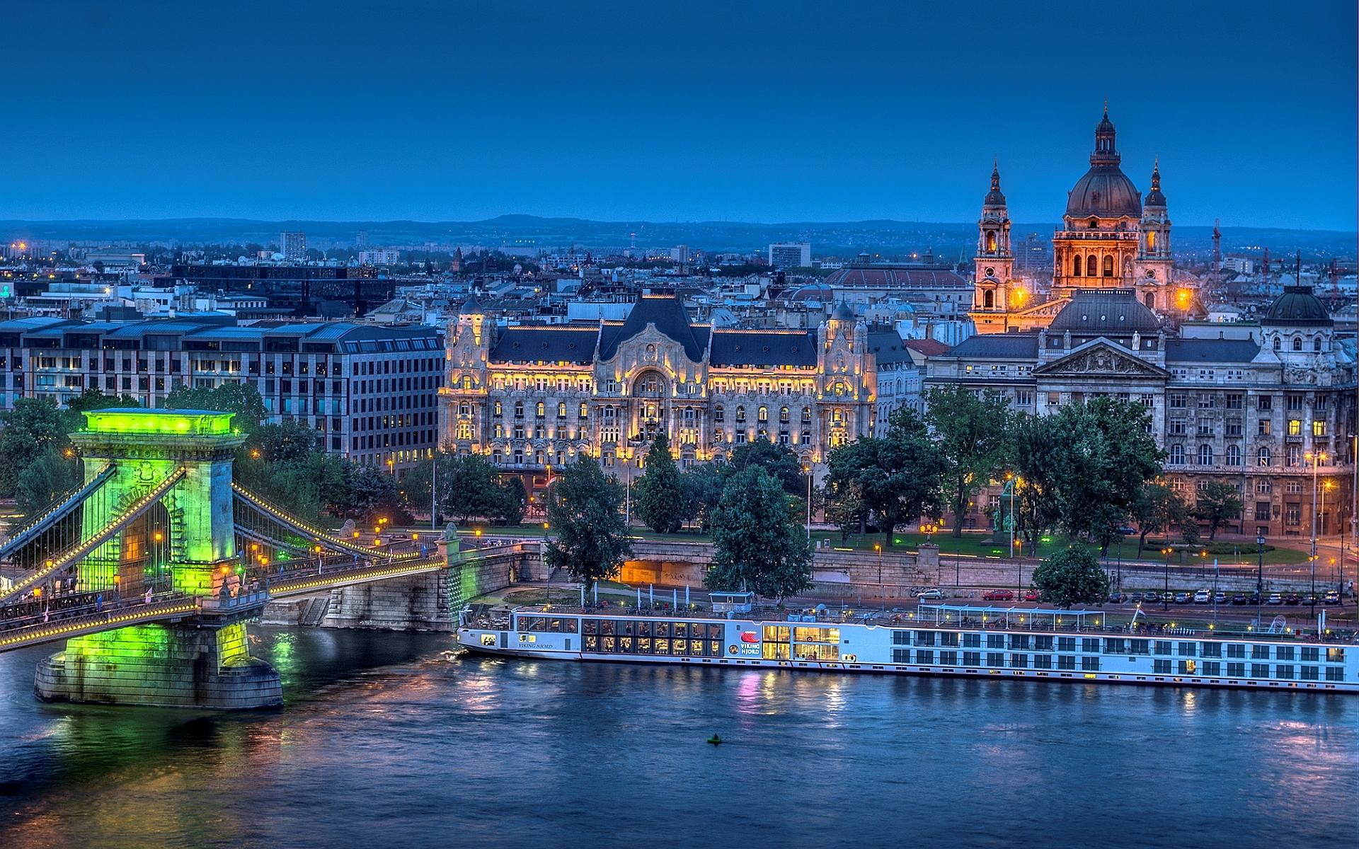 budapest-evening